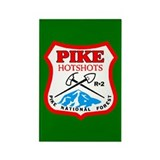 Pike Hotshots Magnet 8