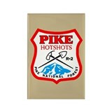 Pike Hotshots Magnet 7