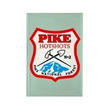 Pike Hotshots Magnet 6