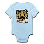 Prudhomme Family Crest Infant Creeper