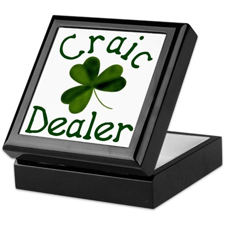 Craic Dealer Keepsake Box