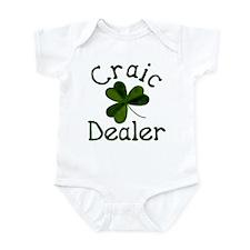 Craic Dealer Infant Bodysuit