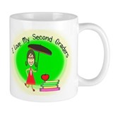 teachers Small Mug