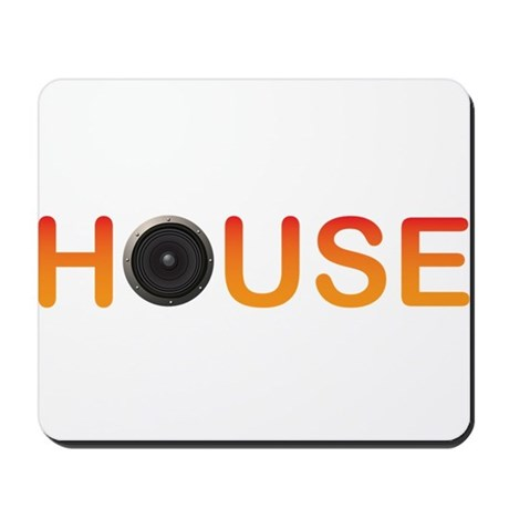 House Music Mousepad