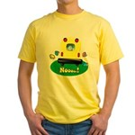 Noooo! Yellow T-Shirt
