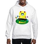 Noooo! Hooded Sweatshirt