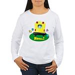 Noooo! Women's Long Sleeve T-Shirt
