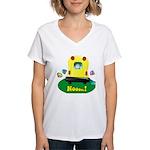 Noooo! Women's V-Neck T-Shirt