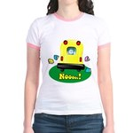 Noooo! Jr. Ringer T-Shirt