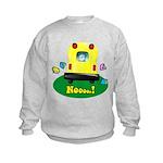 Noooo! Kids Sweatshirt