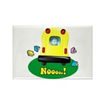 Noooo! Rectangle Magnet (100 pack)