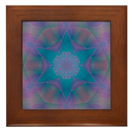 Dreamstate Decor Framed Tile