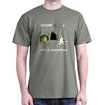 Nothin' Butt A Cocker Xmas Dark T-Shirt