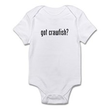got crawfish Infant Bodysuit