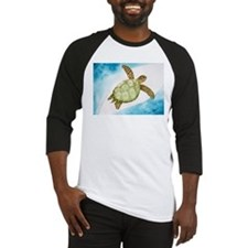 Sea Turtle Baseball Jersey