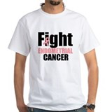 Fight Endometrial Cancer Shirt