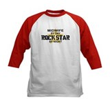 Midwife Rock Star by Night Tee