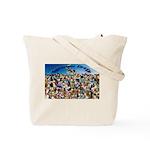 CanineCancerAwareness Tote Bag