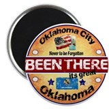 Oklahoma City Store 2.25&amp;quot; Magnet (10 pack)