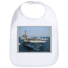 USS Kitty Hawk Bib