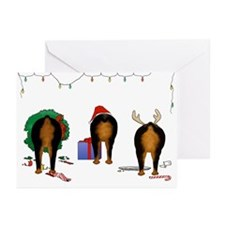 Rottweiler Christmas Greeting Cards (Pk of 20)