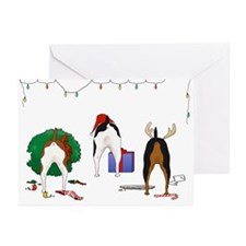Rat Terrier Greeting Cards (Pk of 20)