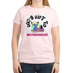 God's Gift to Motherhood 1 Women's Pink T-Shirt