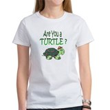 Are you a Turtle? Tee