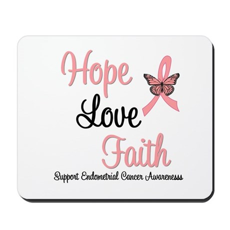 Endometrial Survivor Mousepad