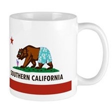 So Cal Flag Mug