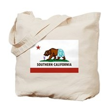 So Cal Flag Tote Bag
