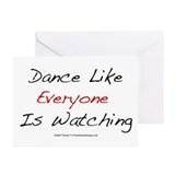 Everyone Is Watching Greeting Cards (Pk of 10)