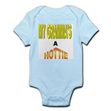 Cute For grammy Infant Bodysuit