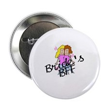 """Bride's BFF 2.25"""" Button (10 pack)"""