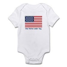 Cute National holidays Infant Bodysuit