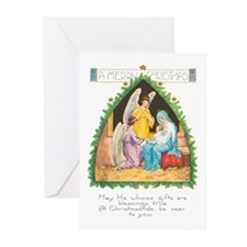 Nativity Greeting Cards (Pk of 20)
