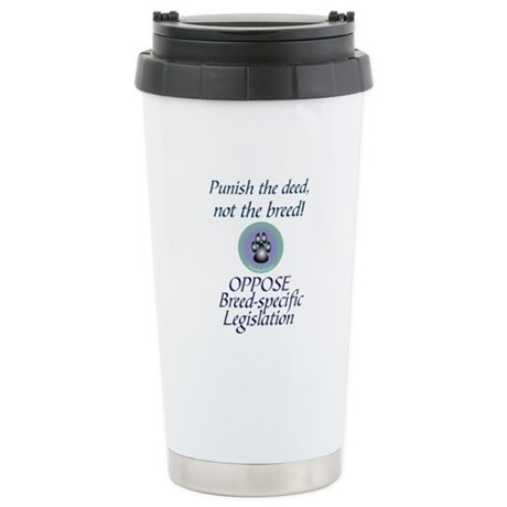 Anti-BSL Ceramic Travel Mug