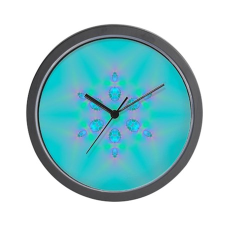 Celestial Dreams Wall Clock
