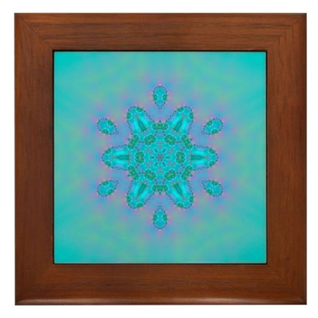 Celestial Dreams Framed Tile