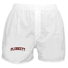 PLUNKETT Design Boxer Shorts