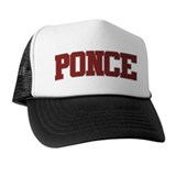 PONCE Design Trucker Hat