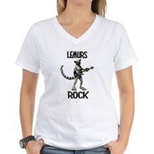 Lemurs Rock Shirt