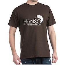hanso foundation dharma lost T-Shirt
