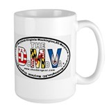 Cute Maryland pride Mug