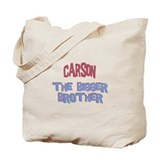 Carson - The Bigger Brother Tote Bag