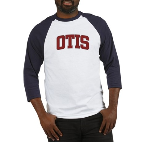 OTIS Design Baseball Jersey