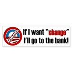 Change Bumper Sticker (50 pk)