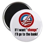 "Change 2.25"" Magnet (10 pack)"