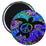 "Peace Turtles 2.25"" Magnet (100 pack)"