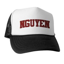 NGUYEN Design Trucker Hat